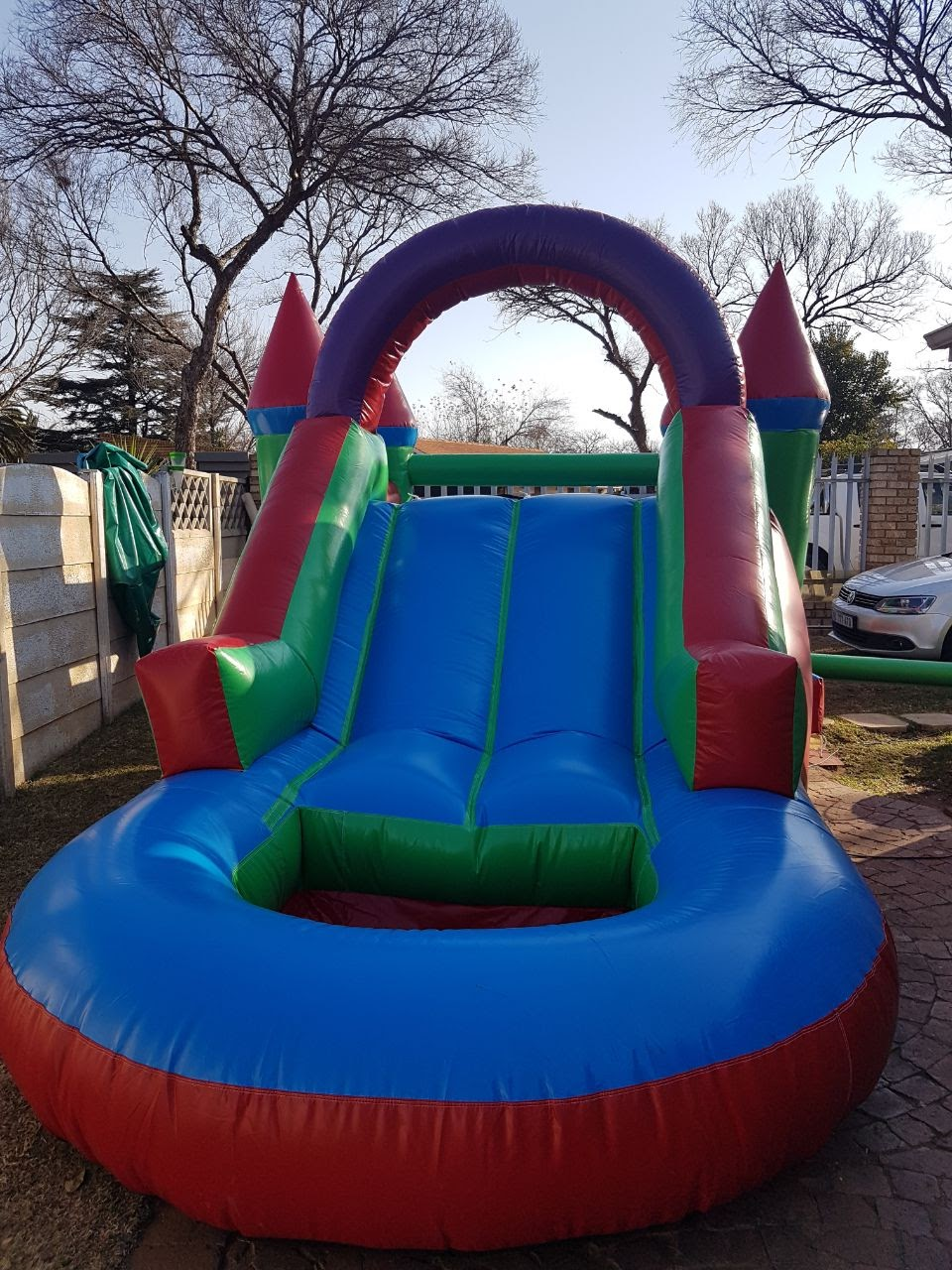 Funstation R550 (4m x 7m) View 2